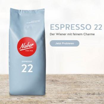 NABER Espresso 22