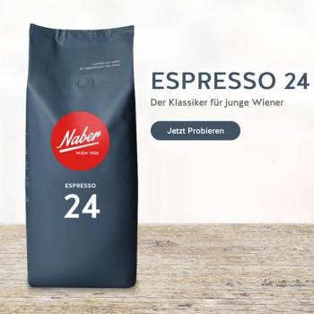 NABER Espresso 24