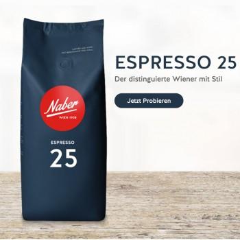 NABER Espresso 25
